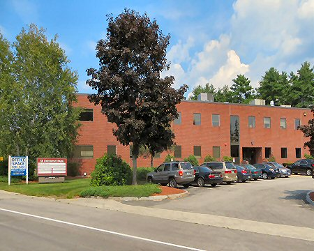 9 Executive Park Drive Merrimack, NH Office Suites