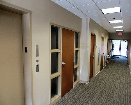 9 Executive Park Drive Interior  Hallway