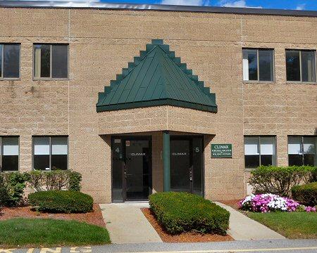 Amherst Business Center Entrance