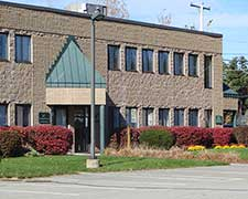 Industrial Real Estate. Office Space. Amherst Business Center
