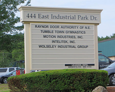 444-East-Industrial-Drive-Sign