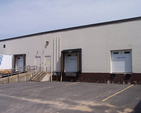 Rear -- 444 East Industrial Park Drive 1